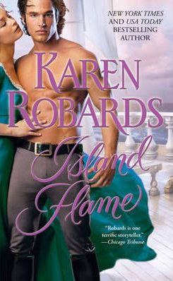Island Flame by Karen Robards