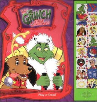 How the Grinch Stole Christmas Play-A-Sound Book by Playasound