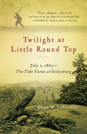 Twilight at Little Round Top: July 2, 1863--The Tide Turns at Gettysburg