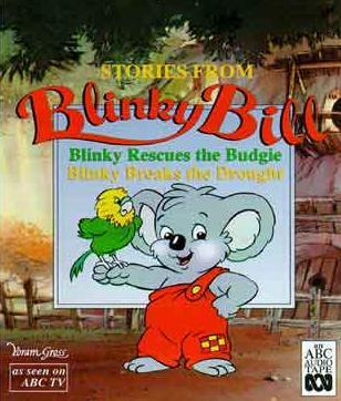 Blinky Bill Rescues the Budgie