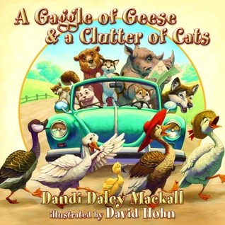 A Gaggle of Geese and a Clutter of Cats