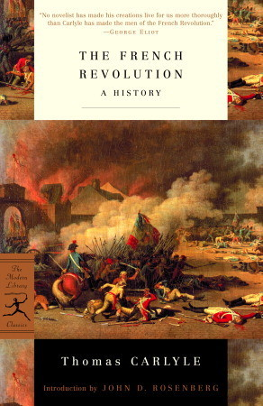 The French Revolution by Thomas Carlyle