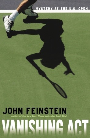Vanishing Act: Mystery at the U.S. Open (The Sports Beat, #2)