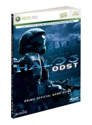 Halo 3 ODST: Prima Official Game Guide