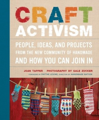 Craft Activism by Joan Tapper