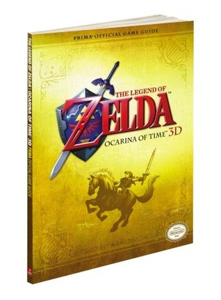 The Legend Of Zelda Ocarina Of Time 3d: Prima Official Game Guide