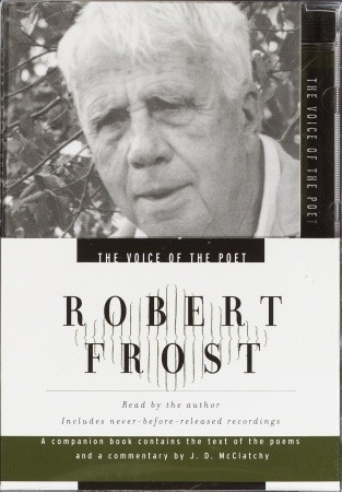 The Voice of the Poet by Robert Frost