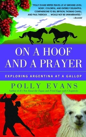 On a Hoof and a Prayer by Polly Evans