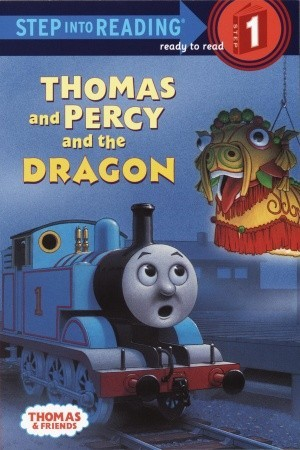 Thomas and Percy and the Dragon by Wilbert Awdry