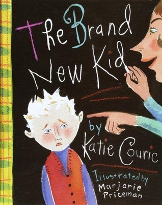 The Brand New Kid by Katie Couric
