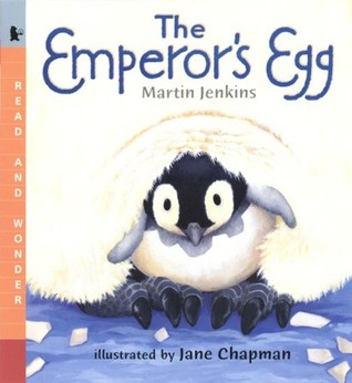 The Emperor's Egg by Martin Jenkins