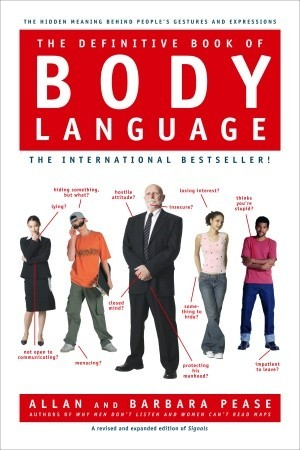 The Definitive Book of Body Language by Allan Pease