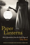 Paper Lanterns: More Quotations from the Back Pages of The Sun