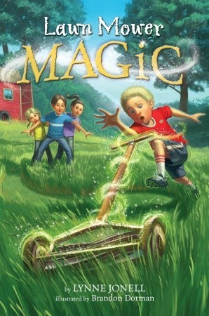Lawn Mower Magic (Magical Mix-Ups, #2)