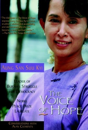 The Voice of Hope by Aung San Suu Kyi
