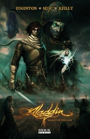 Aladdin: Legacy of the Lost