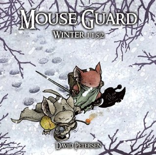 Mouse Guard by David Petersen