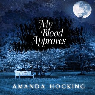 My Blood Approves by Amanda Hocking