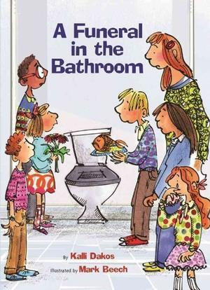 A Funeral in the Bathroom by Mark   Beech
