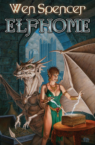 Elfhome by Wen Spencer