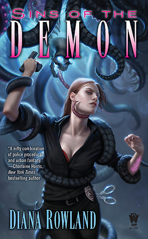 Sins of the Demon by Diana Rowland