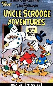 Mystery of the Ghost Town Railroad by Carl Barks