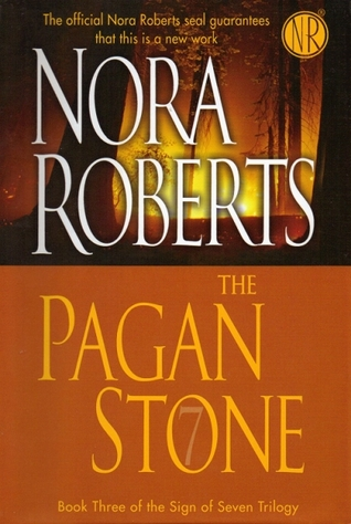 The Pagan Stone by Nora Roberts