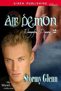 Air Demon by Stormy Glenn