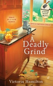 A Deadly Grind by Victoria Hamilton