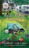 Reap What You Sew (A Southern Sewing Circle, #6)