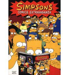 Simpsons Comics - Extravaganza by Matt Groening