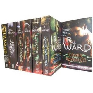 Black Dagger Brotherhood Series Collection #1-6