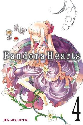 Pandora Hearts, Volume 04 by Jun Mochizuki