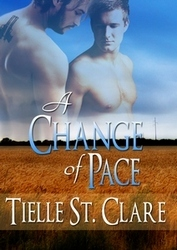 A Change of Pace by Tielle St. Clare