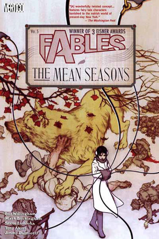 Fables, Vol. 5 by Bill Willingham