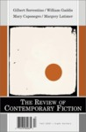 The Review of Contemporary Fiction: Fall 2001: Gilbert Sorrentino/William Gaddis/Mary Caponegro/Margery Latimer