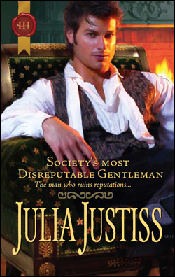 Society's Most Disreputable Gentleman (Wellingfords, #5)
