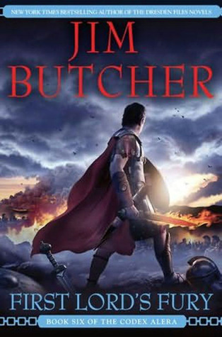 First Lord's Fury by Jim Butcher