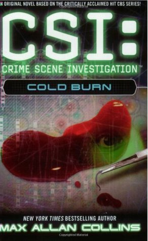 Cold Burn by Max Allan Collins