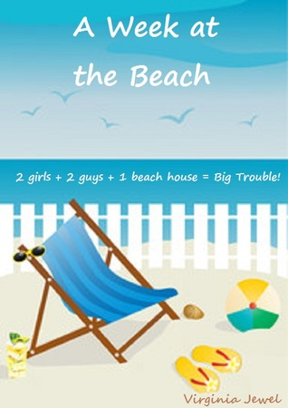 A Week At The Beach by Virginia Jewel