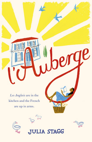 L'Auberge by Julia Stagg