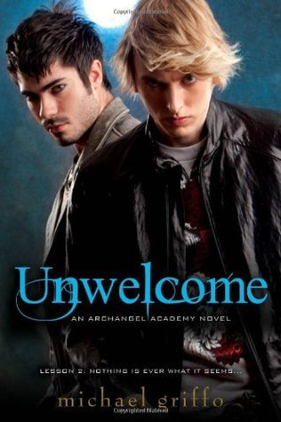 Unwelcome by Michael Griffo