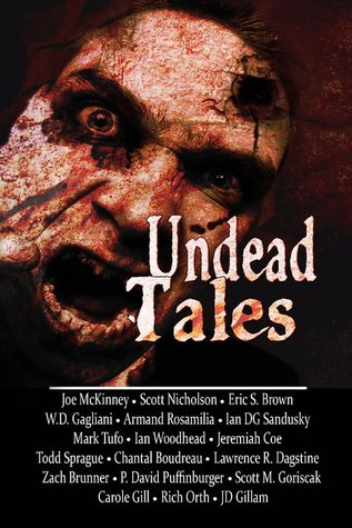 Undead Tales by Armand Rosamilia