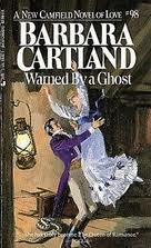 Warned By A Ghost by Barbara Cartland