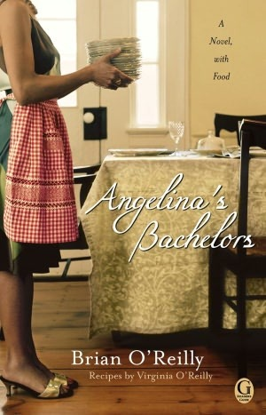 Angelina's Bachelors by Brian O'Reilly