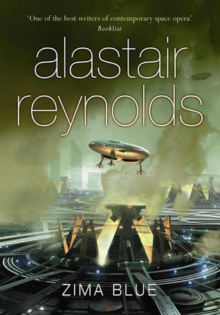 Zima Blue and Other Stories by Alastair Reynolds