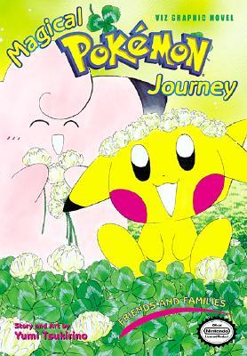 Magical Pokemon Journey, Volume 4 by Yumi Tsukirino