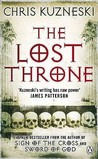 The Lost Throne (Payne & Jones, #4)