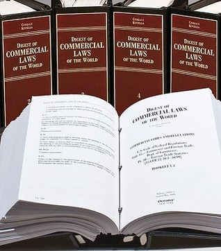 Digest of Commercial Laws of the World