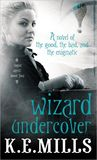 Wizard Undercover (Rogue Agent, #4)